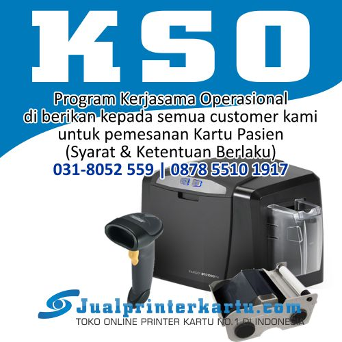 Hotline Printer kartu